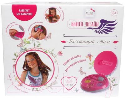 Набор аксессуаров для девочек Lukky Бьюти-Дизайн волос / Т16194