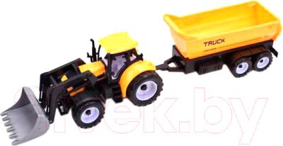 Трактор игрушечный Toys Спецтехника / 1669-205