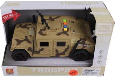 Автомобиль игрушечный Huada Военная / 1680755-WY610B