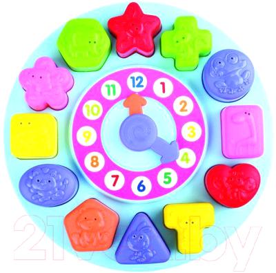 Развивающая игрушка PlayGo Веселые часы / 1748