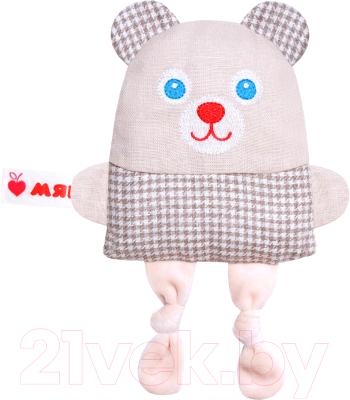 Мягкая игрушка Мякиши Доктор Мякиш. Крошка Мишка / 182