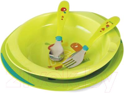 Набор детской посуды Chicco 18 мес+ / 340728267
