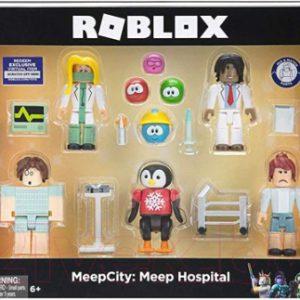 Игровой набор Roblox МипСити: Мип Больница / 19852