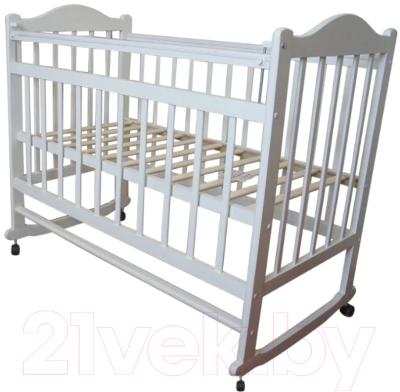 Детская кроватка Мой Малыш 1