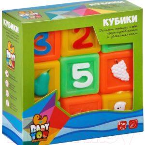 Набор игрушек для ванной Bondibon ВВ2001