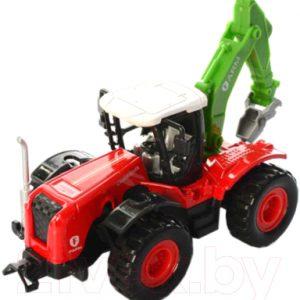 Трактор игрушечный Huada Урожай / 2020-294