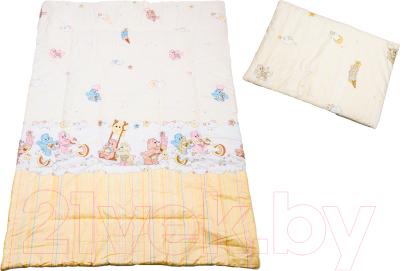 Комплект постельный детский Баю-Бай Забава / К20-З2