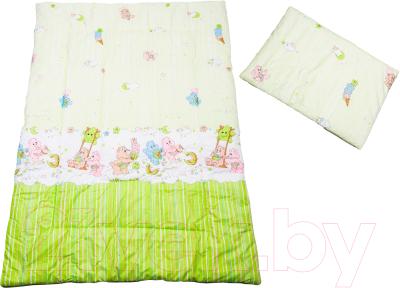 Комплект постельный детский Баю-Бай Забава / К20-З3