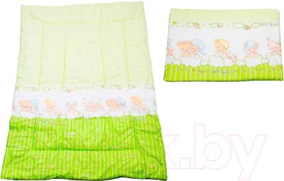 Комплект постельный детский Баю-Бай Мечта / К20-М3