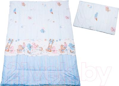 Комплект постельный детский Баю-Бай Забава / К20-З4