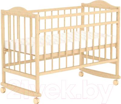 Детская кроватка Фея 204