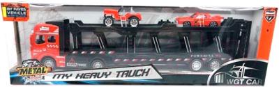 Автовоз игрушечный WGT 2212-9