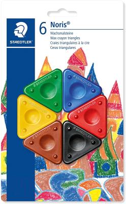 Восковые мелки Staedtler 2230 BK6