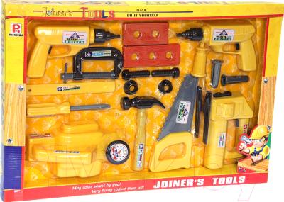 Набор инструментов игрушечный Haiyuanquan Набор инструментов / 2388A