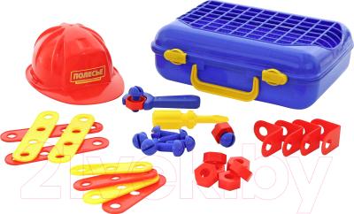 Набор инструментов игрушечный Полесье Механик №2 / 43184