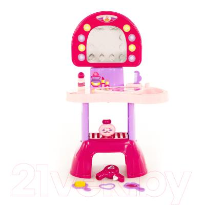 Туалетный столик игрушечный Полесье Салон красоты Диана №2 / 44662