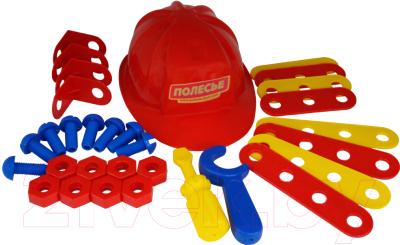 Набор инструментов игрушечный Полесье Механик №2 / 44686
