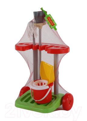 Набор хозяйственный игрушечный Полесье Помощница №2 / 48264