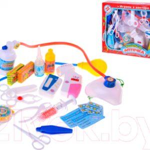 Набор доктора детский Play Smart Волшебная аптечка 2554