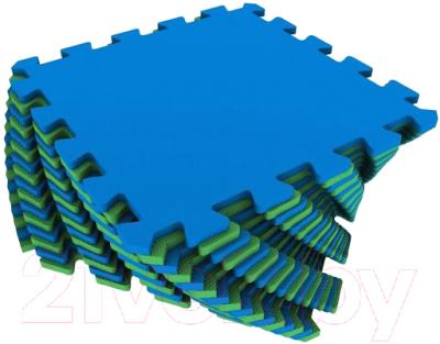 Коврик-пазл Eco Cover 25x25/25МП1