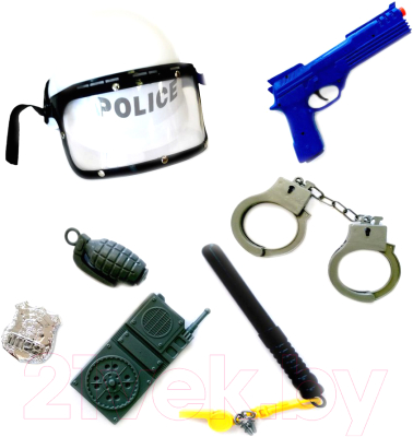 Игровой набор полицейского Essa Полиция 268