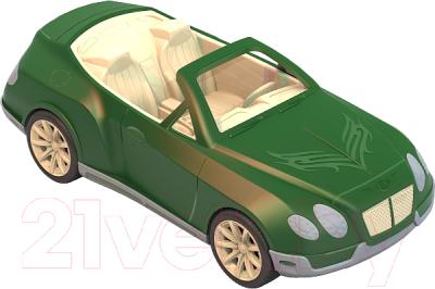 Автомобиль игрушечный Нордпласт Кабриолет Шейх / 273