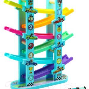 Автотрек Toys Гонки / 277D-40