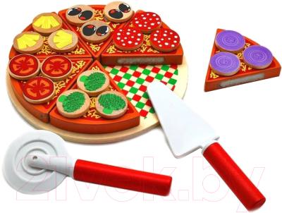 Набор игрушечных продуктов Toys Пицца / 277D-53