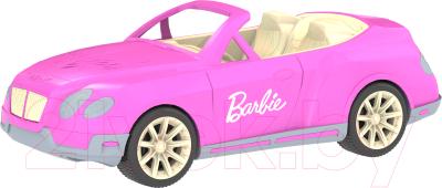 Автомобиль игрушечный Нордпласт Кабриолет Барби 297/1