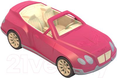 Автомобиль игрушечный Нордпласт Кабриолет Нимфа 297