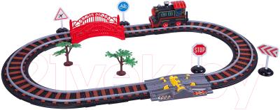 Железная дорога игрушечная Bondibon Восточный экспресс / ВВ2996