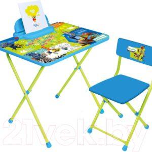 Комплект мебели с детским столом Ника Д2З Disney. Зверополис