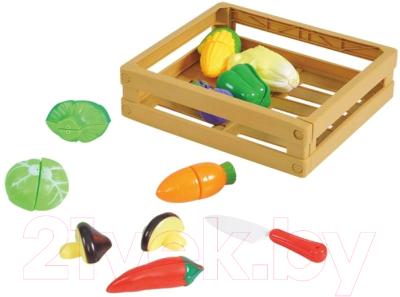 Набор игрушечных продуктов PlayGo Набор овощей / 30013