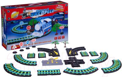 Железная дорога игрушечная Bondibon Восточный экспресс / ВВ3001