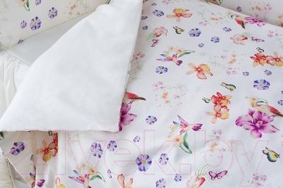 Комплект постельный в кроватку Perina Акварель / АВ3-01.3
