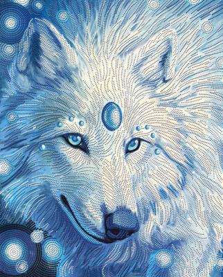 Набор алмазной вышивки Алмазная живопись Король севера / АЖ-3022