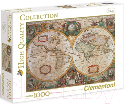 Пазл Clementoni Древняя карта 31229