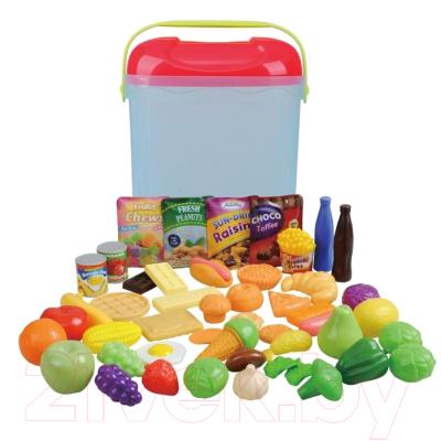 Набор игрушечных продуктов PlayGo Корзинка с продуктами / 3125