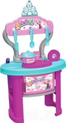 Детская кухня Terides Кухня на ножках Принцесса и Единорог / Т3-125
