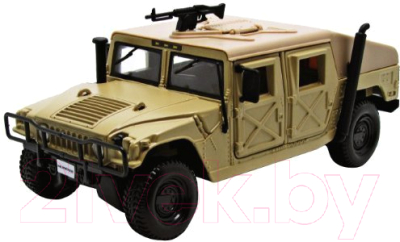 Автомобиль игрушечный Maisto Хаммер военный / 31974