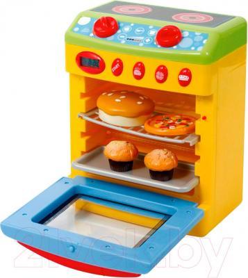 Кухонная плита игрушечная PlayGo Детская кухонная плита с аксессуарами (3208)