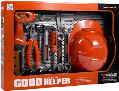 Набор инструментов игрушечный XinLeTong Строитель 3288-B7
