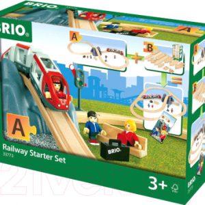Железная дорога игрушечная Brio 33773