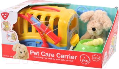 Набор доктора детский PlayGo Ветеринар / 3387
