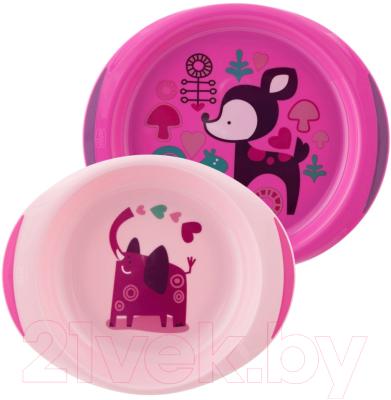 Набор детской посуды Chicco 340624048