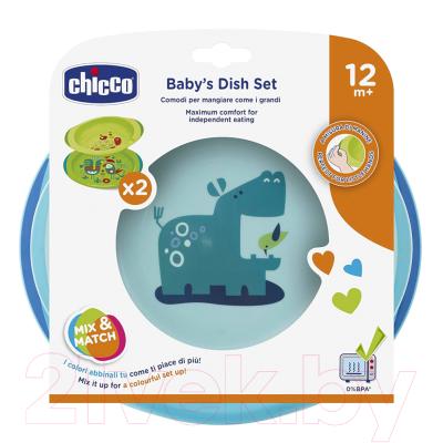 Набор детской посуды Chicco 340624049