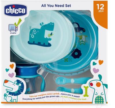 Набор детской посуды Chicco 340624058