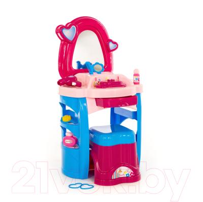 Туалетный столик игрушечный Полесье Салон красоты Диана №3 / 44679