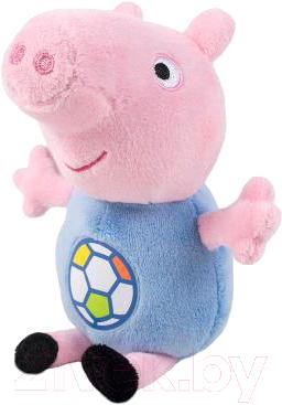 Мягкая игрушка Peppa Pig Джордж с мячом / 34795