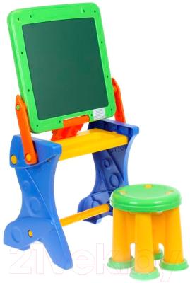 Комплект мебели с детским столом Полесье Играй и учись / 35028